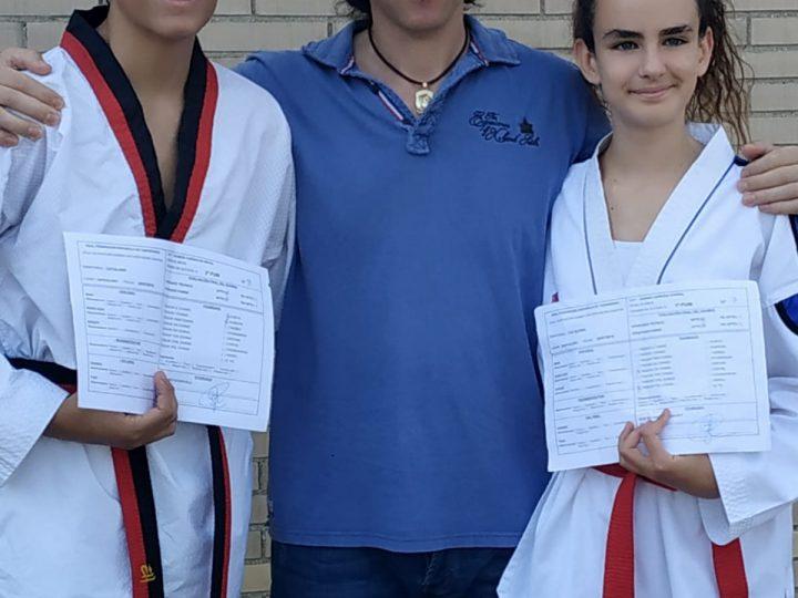 Examen Cinturon Negro de Taekwondo